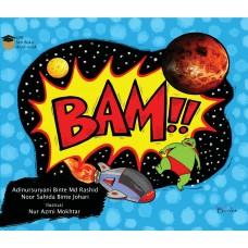 Seri Buku Anak GPS; BAM!!
