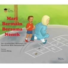 Seri Buku Anak GPS; Mari Bermain Bersama Nenek