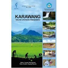 Karawang dalam Lintasan Peradaban. Seri pertama monografi workshop-penelitian 2015