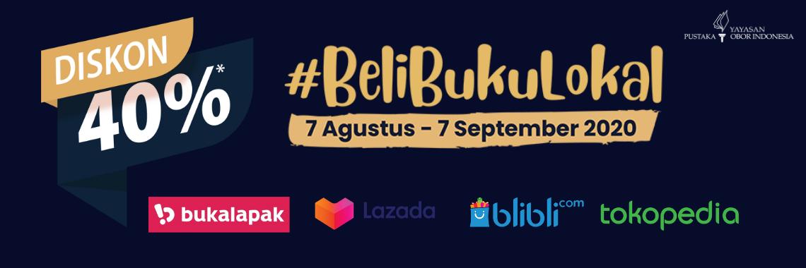 #BeliBukuLokal