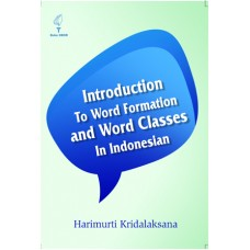 Introduction To Word Formation and Word Classes In Indonesian