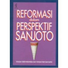 Reformasi Dalam Perspektif Sanjoto