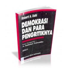 Demokrasi dan para Pengritiknya I (print on demand)