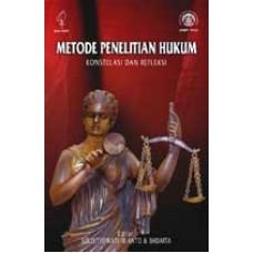 Metode Penelitian Hukum: Konstelasi dan Refleksi (cetak ulang ke-2)