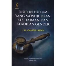 Disiplin Hukum Yang Mewujudkan Kesetaraan