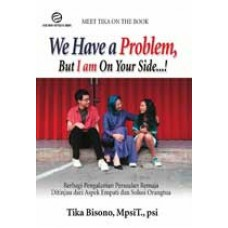Meet Tika on the Book: We Have a Problem, But I'm On Your Side….!