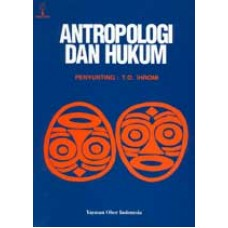 Antropologi dan Hukum (Print on Demand)