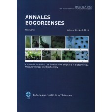 Annales Bogorienses Vol.14 No.2, 2010