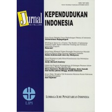 Jurnal Kependudukan Indonesia Vol.V No.2, 2010