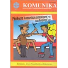 Jurnal Komunika Vol.8