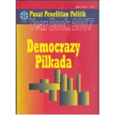 Jurnal Peneliltian Politik ( Year Book 2007)