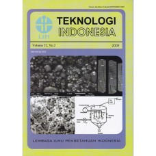 Jurnal Teknologi Indonesia Volume 32 No.2 Tahun 2009