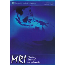 Marine Research in Indonesia Vol.34 No.2 Tahun 2009