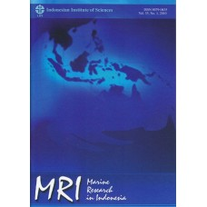 Marine Research in Indonesia Vol.35, No.1, 2010