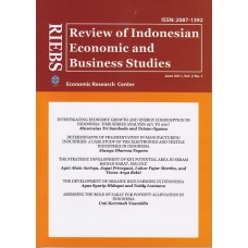 RIEBS (Review of Indonesian Economic and Business Studies)