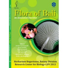 Flora of Bali: An Annotated Checklist